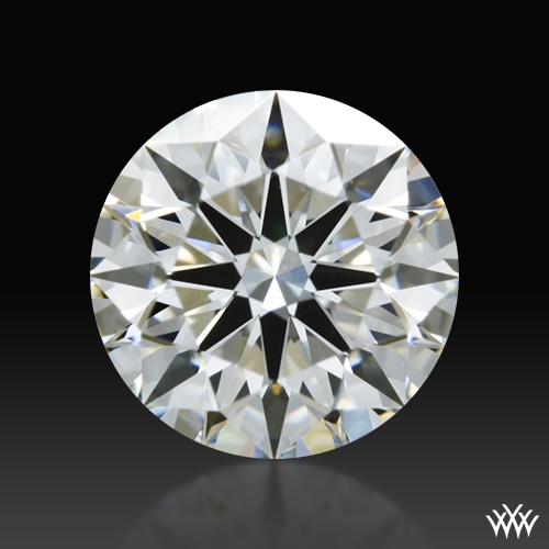 0.526 ct H VS2 Premium Select Round Cut Loose Diamond