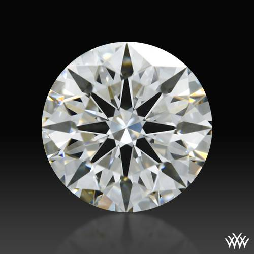 0.604 ct H VS2 A CUT ABOVE® Hearts and Arrows Super Ideal Round Cut Loose Diamond