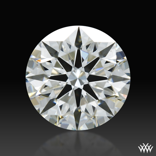0.85 ct I VS2 A CUT ABOVE® Hearts and Arrows Super Ideal Round Cut Loose Diamond