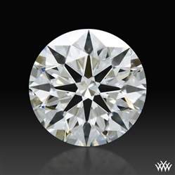 0.801 ct H VVS2 A CUT ABOVE® Hearts and Arrows Super Ideal Round Cut Loose Diamond