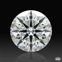 0.806 ct H VS1 A CUT ABOVE® Hearts and Arrows Super Ideal Round Cut Loose Diamond