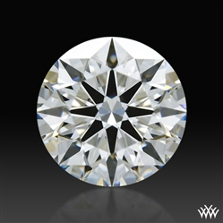 0.725 ct G VS1 A CUT ABOVE® Hearts and Arrows Super Ideal Round Cut Loose Diamond