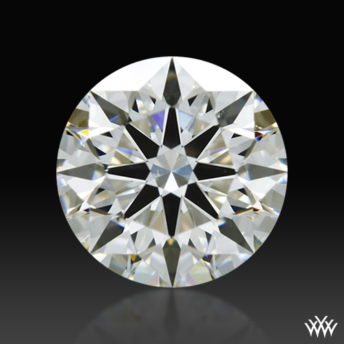 0.804 ct I VS2 A CUT ABOVE® Hearts and Arrows Super Ideal Round Cut Loose Diamond