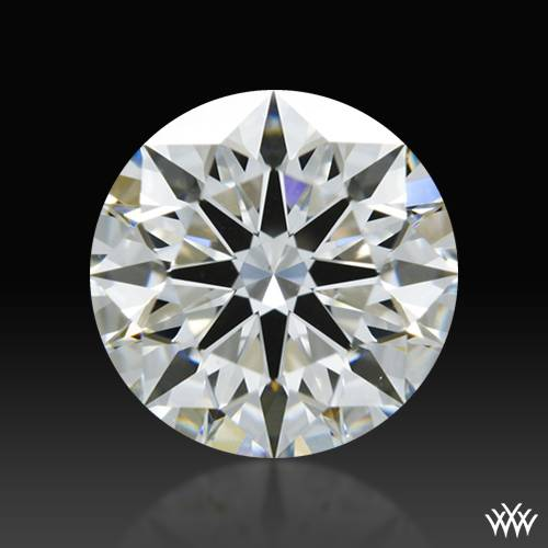 0.821 ct G VS2 A CUT ABOVE® Hearts and Arrows Super Ideal Round Cut Loose Diamond