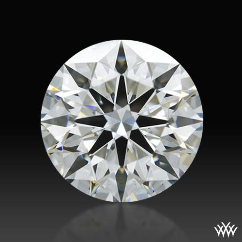 1.202 ct H SI1 A CUT ABOVE® Hearts and Arrows Super Ideal Round Cut Loose Diamond