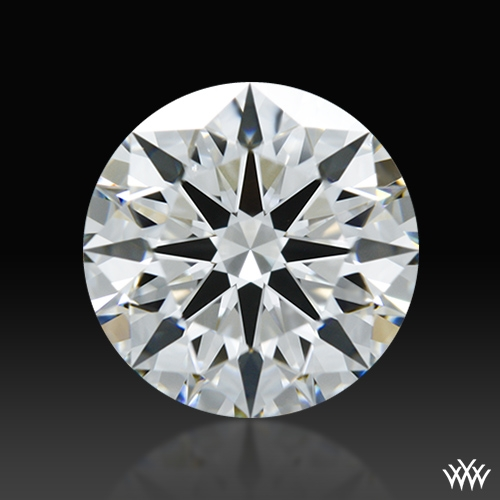 1.164 ct F VS2 A CUT ABOVE® Hearts and Arrows Super Ideal Round Cut Loose Diamond