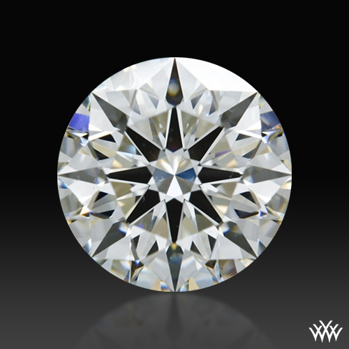 1.216 ct I VS2 A CUT ABOVE® Hearts and Arrows Super Ideal Round Cut Loose Diamond