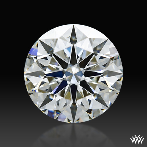 1.207 ct H SI1 Expert Selection Round Cut Loose Diamond