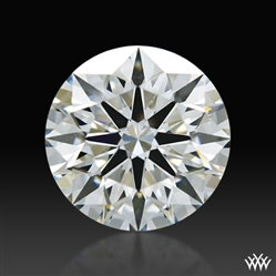1.338 ct I VS1 A CUT ABOVE® Hearts and Arrows Super Ideal Round Cut Loose Diamond
