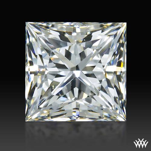 0.753 ct I SI1 A CUT ABOVE® Princess Super Ideal Cut Diamond