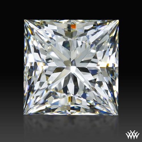 0.965 ct I VS1 A CUT ABOVE® Princess Super Ideal Cut Diamond