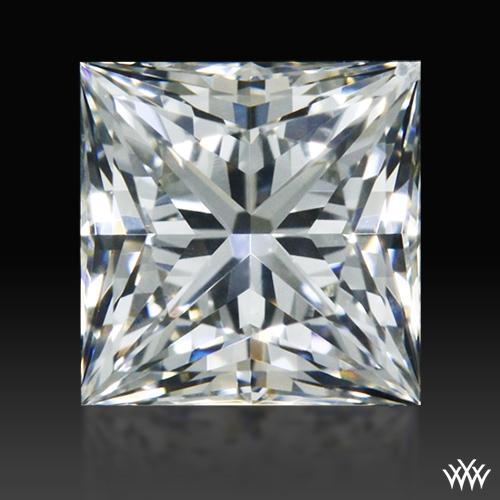 0.571 ct H SI1 A CUT ABOVE® Princess Super Ideal Cut Diamond