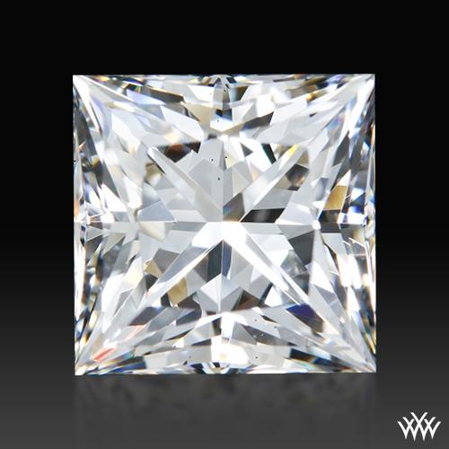 1.704 ct H VS2 A CUT ABOVE® Princess Super Ideal Cut Diamond