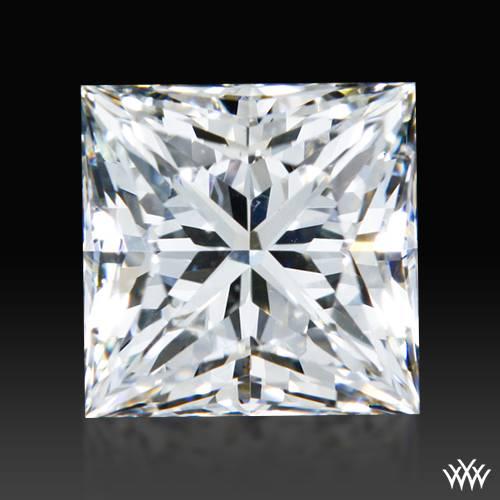 1.008 ct I VS2 A CUT ABOVE® Princess Super Ideal Cut Diamond