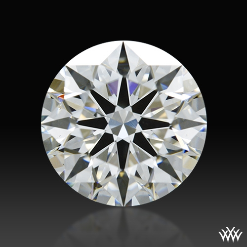 1.113 ct G SI1 A CUT ABOVE® Hearts and Arrows Super Ideal Round Cut Loose Diamond