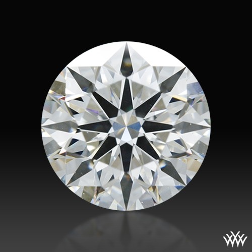 1.008 ct G SI1 A CUT ABOVE® Hearts and Arrows Super Ideal Round Cut Loose Diamond