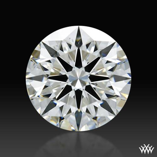 1.004 ct G SI1 A CUT ABOVE® Hearts and Arrows Super Ideal Round Cut Loose Diamond