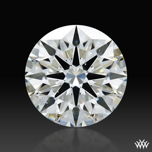1.005 ct I SI1 A CUT ABOVE® Hearts and Arrows Super Ideal Round Cut Loose Diamond