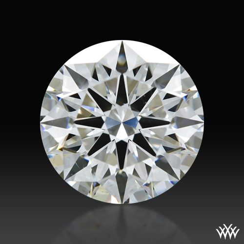 1.314 ct G SI1 A CUT ABOVE® Hearts and Arrows Super Ideal Round Cut Loose Diamond