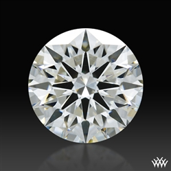 2.007 ct H VS2 A CUT ABOVE® Hearts and Arrows Super Ideal Round Cut Loose Diamond