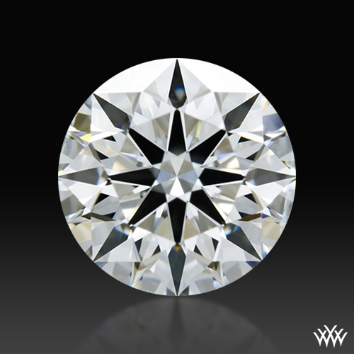 0.723 ct G SI1 A CUT ABOVE® Hearts and Arrows Super Ideal Round Cut Loose Diamond