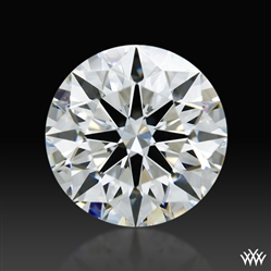 0.677 ct G VS2 A CUT ABOVE® Hearts and Arrows Super Ideal Round Cut Loose Diamond