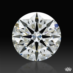 0.827 ct H SI1 Premium Select Round Cut Loose Diamond