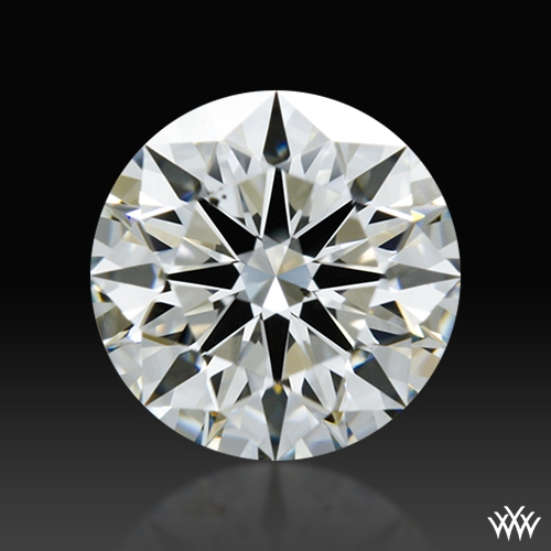 0.751 ct H VS2 A CUT ABOVE® Hearts and Arrows Super Ideal Round Cut Loose Diamond