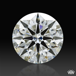1.006 ct H VS2 A CUT ABOVE® Hearts and Arrows Super Ideal Round Cut Loose Diamond
