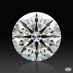 1.312 ct F VS2 A CUT ABOVE® Hearts and Arrows Super Ideal Round Cut Loose Diamond