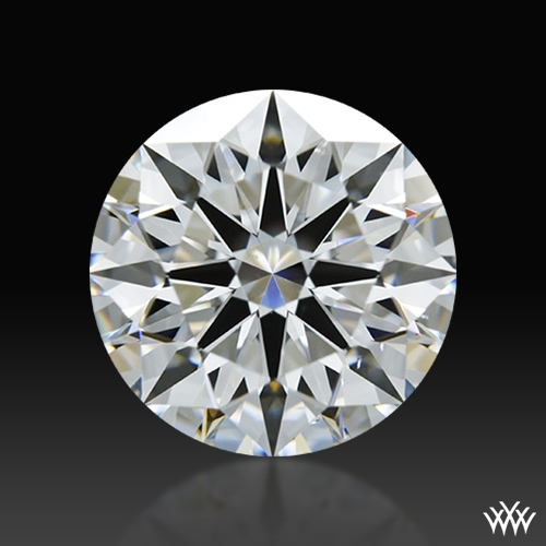 1.741 ct F VS2 A CUT ABOVE® Hearts and Arrows Super Ideal Round Cut Loose Diamond