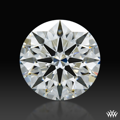 1.718 ct I VS2 A CUT ABOVE® Hearts and Arrows Super Ideal Round Cut Loose Diamond