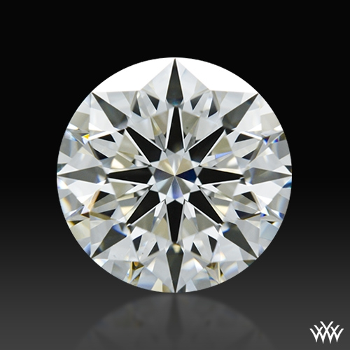 2.24 ct I VS2 A CUT ABOVE® Hearts and Arrows Super Ideal Round Cut Loose Diamond