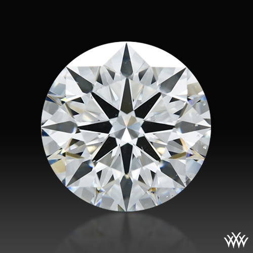 2.464 ct F VS2 A CUT ABOVE® Hearts and Arrows Super Ideal Round Cut Loose Diamond