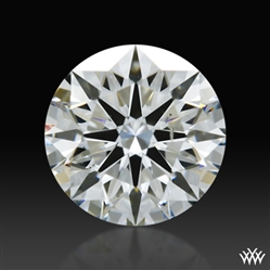 0.754 ct H SI1 Expert Selection Round Cut Loose Diamond