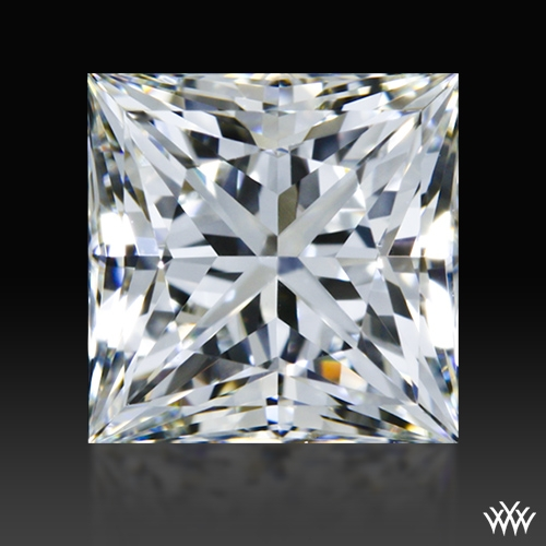 1.058 ct I VS1 A CUT ABOVE® Princess Super Ideal Cut Diamond