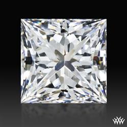 1.528 ct E VS2 Expert Selection Princess Cut Loose Diamond