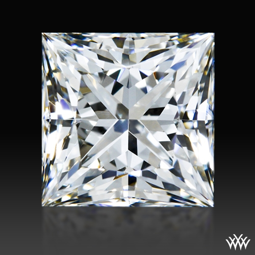 1.206 ct J VS2 A CUT ABOVE® Princess Super Ideal Cut Diamond
