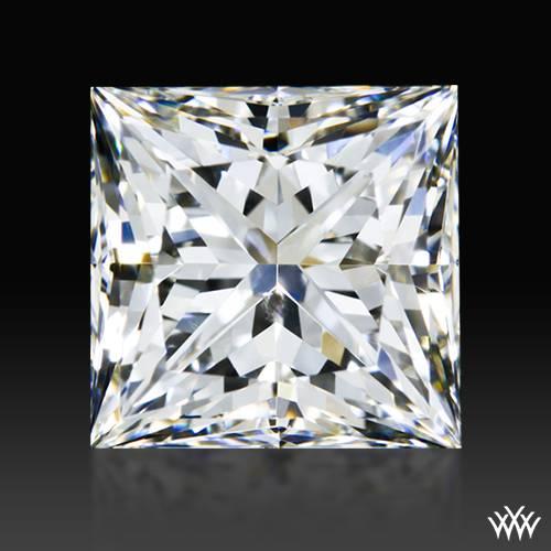 1.296 ct G SI1 A CUT ABOVE® Princess Super Ideal Cut Diamond