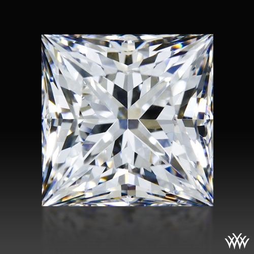 1.517 ct D VS2 A CUT ABOVE® Princess Super Ideal Cut Diamond