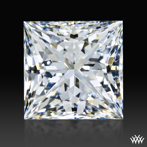 1.53 ct H VS1 A CUT ABOVE® Princess Super Ideal Cut Diamond