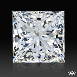 1.53 ct H VS1 A CUT ABOVE® Princess Super Ideal Cut Diamond