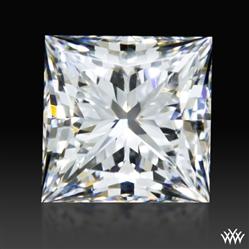 0.612 ct F VS1 A CUT ABOVE® Princess Super Ideal Cut Diamond