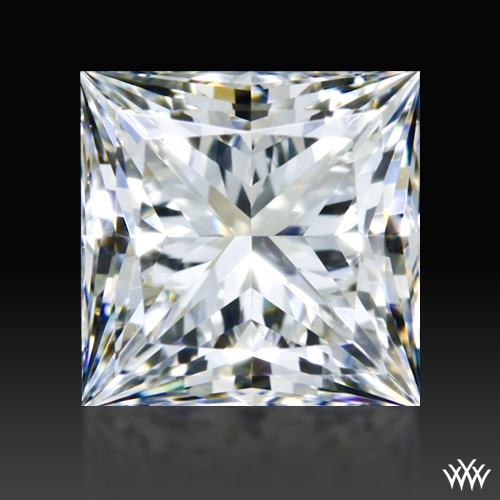 0.80 ct H VS1 A CUT ABOVE® Princess Super Ideal Cut Diamond