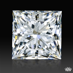 1.013 ct F VS1 A CUT ABOVE® Princess Super Ideal Cut Diamond