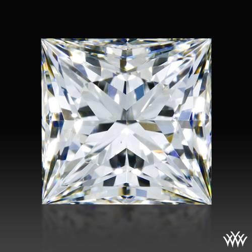 0.985 ct I VS1 A CUT ABOVE® Princess Super Ideal Cut Diamond