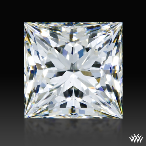 0.985 ct I VS1 A CUT ABOVE® Princess Super Ideal Cut Diamond