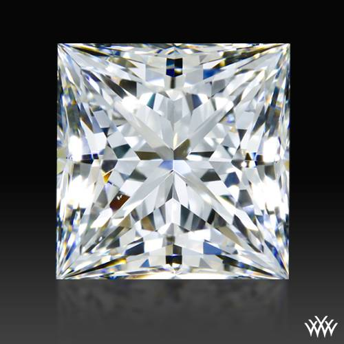 1.096 ct G VS2 A CUT ABOVE® Princess Super Ideal Cut Diamond