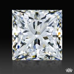 0.988 ct I VS2 A CUT ABOVE® Princess Super Ideal Cut Diamond