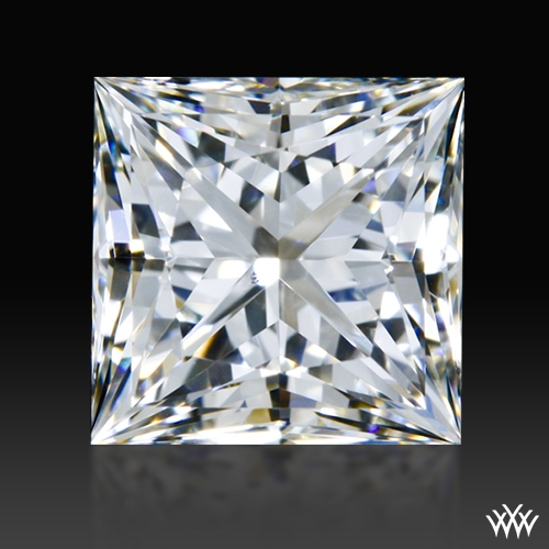 0.97 ct I VS2 A CUT ABOVE® Princess Super Ideal Cut Diamond